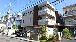 大阪府豊中市螢池東町2丁目の賃貸アパートの外観