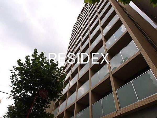 レジディア日本橋人形町II[11階]の外観