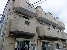 [テラスハウス] 神奈川県川崎市中原区上小田中1丁目 の賃貸【/】の外観