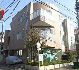 神奈川県川崎市高津区溝口4丁目の賃貸マンションの外観