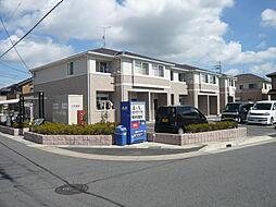 滋賀県守山市欲賀町の賃貸アパートの外観