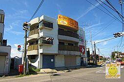 千葉県船橋市夏見台5丁目の賃貸マンションの外観