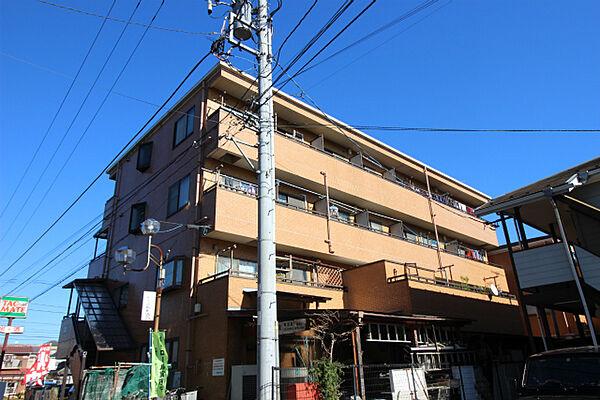 マルヨマンション1[3階]の外観