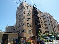 津賀マンション[5階]の外観