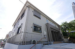 神奈川県海老名市国分北4丁目の賃貸アパートの外観