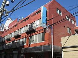 千葉県市川市南八幡4丁目の賃貸マンションの外観