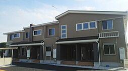 関東鉄道常総線 下妻駅 7.7kmの賃貸アパート