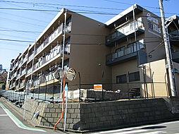 サンヒルズ東戸塚[1階]の外観
