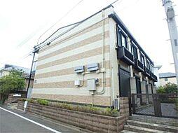 京王相模原線 稲城駅 徒歩6分の賃貸アパート