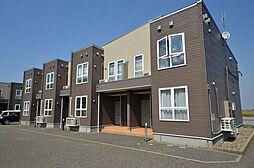 新潟県新潟市南区高井東3丁目の賃貸アパートの外観