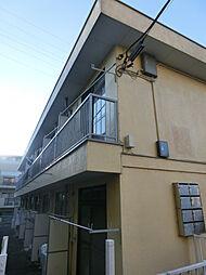 アゼリア宮崎台[1階]の外観