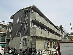セジュール西鴨居[302号室]の外観