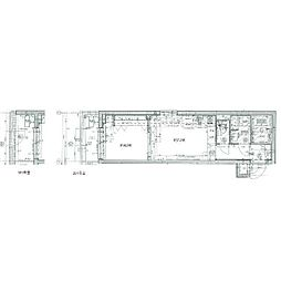 JR中央線 立川駅 徒歩7分の賃貸マンション 5階1DKの間取り