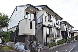 コマーノ松ヶ丘A棟[1階]の外観