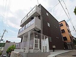 GLAハート板宿[2階]の外観
