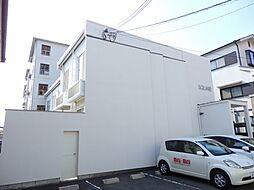 大阪府豊中市立花町3丁目の賃貸アパートの外観