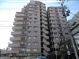 ライオンズマンション今里[8階]の外観