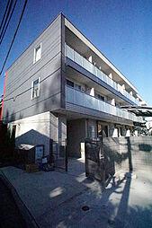 東京都北区赤羽北1丁目の賃貸マンションの外観