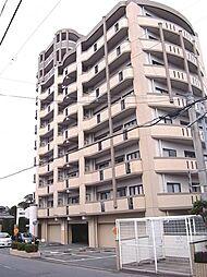 福岡県久留米市野中町の賃貸マンションの外観