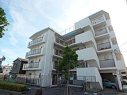 甲南第3兵庫コーポラス[1階]の外観