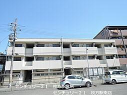 Mプラザ津田駅前六番館[3階]の外観