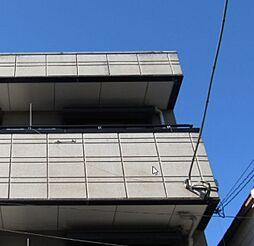 東京都品川区戸越4丁目の賃貸アパートの外観