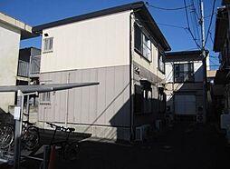 第3川荘[101号室]の外観