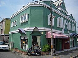 兵庫県川西市大和西4丁目の賃貸アパートの外観