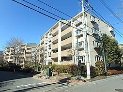 東京都八王子市別所2丁目の賃貸マンションの外観