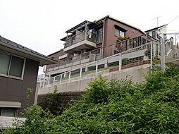 八王子ビューハイツ[105号室]の外観