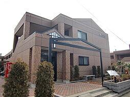 埼玉県川口市大字安行吉蔵の賃貸アパートの外観