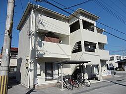 滋賀県彦根市和田町の賃貸アパートの外観