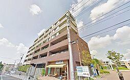 神奈川県川崎市麻生区五力田2丁目の賃貸マンションの外観