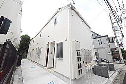 西武拝島線 萩山駅 徒歩3分の賃貸アパート