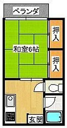 有田コーポ 205(福岡市早良区有...