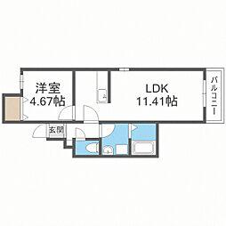 【敷金礼金0円!】アドバンス箱崎東