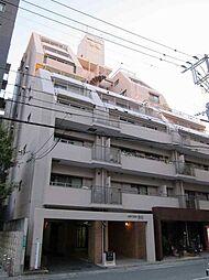 朝日プラザ赤坂[305号室]の外観