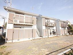 神奈川県座間市南栗原6丁目の賃貸アパートの外観