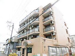 神奈川県大和市下草柳の賃貸マンションの外観