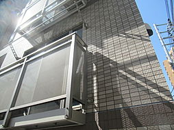 東京都品川区平塚1丁目の賃貸マンションの外観