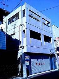 ユーエスビル[2階]の外観