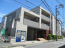 Heal Hiyoshi[2階]の外観