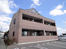 愛知県愛知郡東郷町大字春木字中屋敷の賃貸アパートの外観