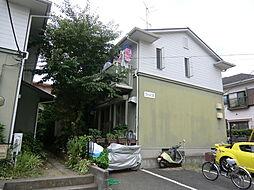 [テラスハウス] 神奈川県川崎市多摩区長沢2丁目 の賃貸【/】の外観