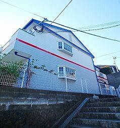 福岡県福岡市西区愛宕2丁目の賃貸アパートの外観