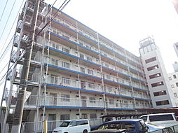 埼玉県さいたま市見沼区東大宮7丁目の賃貸マンションの外観