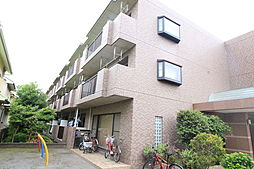 千葉県船橋市夏見台4丁目の賃貸マンションの外観