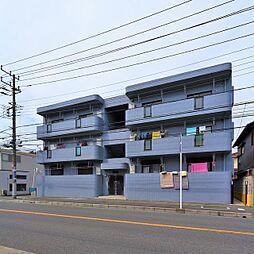 千葉県市川市富浜3丁目の賃貸マンションの外観