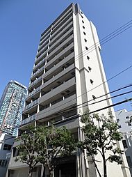 エスリード福島WEST[13階]の外観