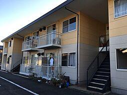 新潟県三条市下須頃の賃貸アパートの外観